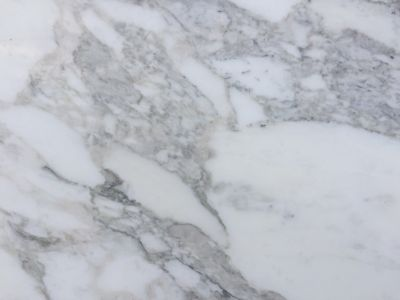 gold, gray, tan, white marble Calacatta Vagli Marble by unique stone