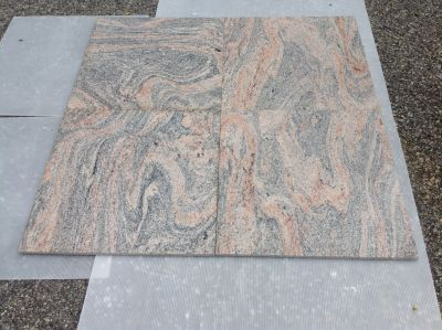 gray, tan, pink granite Granite Indian Juprana