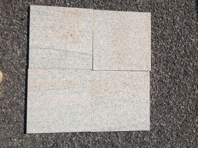 gray, tan, white granite Granite Imperial White