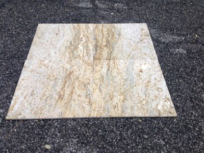 brown, gray, tan granite Granite Kashmir Gold Light