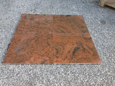 black, red granite Granite Red Multi