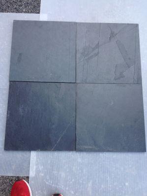 black slate Slate Rustic Blue
