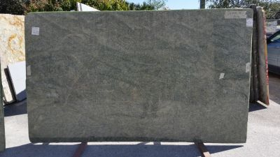 brown, green, tan, yellow granite 2cm Costa Esmeralda