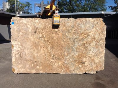 gray, orange, tan, yellow granite Granite Golden Persa