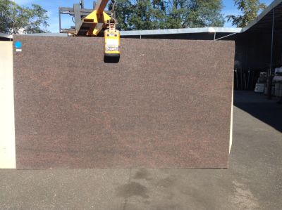 black, red granite Granite Canadian Dakota Mahagony