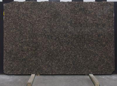 black, brown, gray, tan granite Baltic Brown