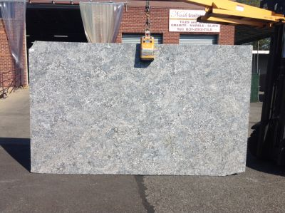 black, gray, tan, white granite Granite Azul Aran