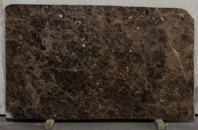 black, brown, gray, tan, white marble Emperador Dark