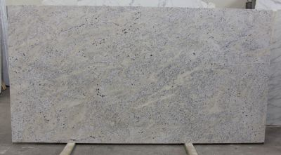 black, blue, gray, tan, white granite Fantastic White
