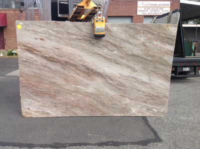brown, gray, tan, pink stone Rouge Dream ( Slab )