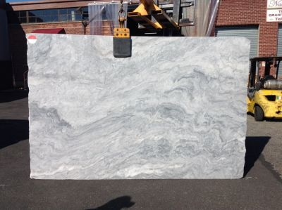 gray, white stone Eclipse ( Slab )