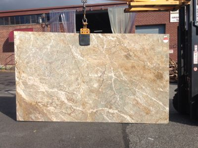 brown, gray, tan stone Sensation ( Slab )