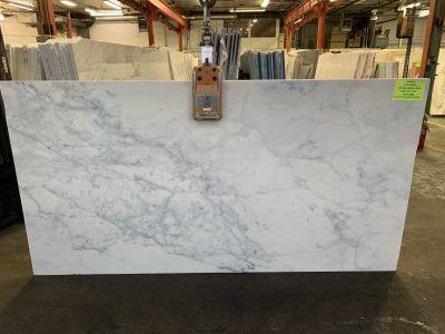 white marble Statuario Michelangelo 2cm
