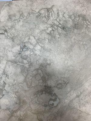 porcelain Bisanzio Silver 12x12