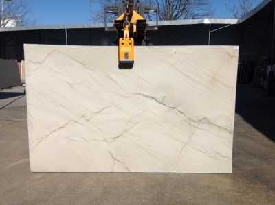 black, gray, tan stone Montblanc ( Slab )