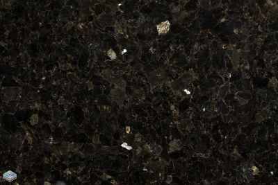 black granite Emerald Pearl by tile and marble liquidators
