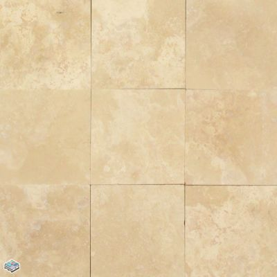 tan travertine CCT Euro Carmel by tile and marble liquidators