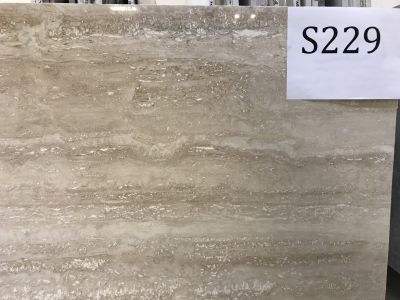 orange, tan, yellow travertine Silver Travertine