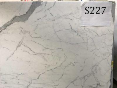 gray, white marble Statuary Calacatta
