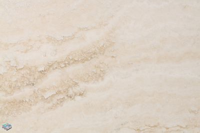 tan marble Travertino Novo by tile and marble liquidators
