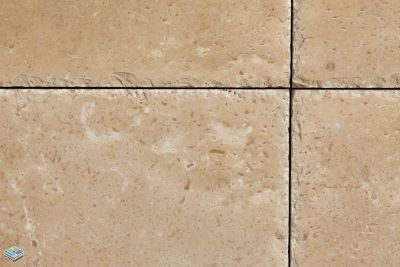 tan travertine CCT Reale by tile and marble liquidators