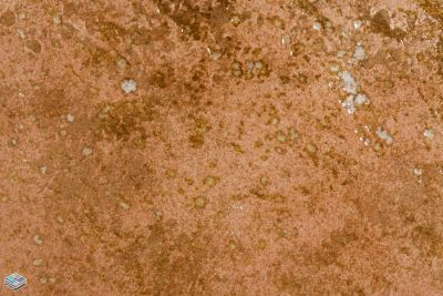 brown, tan porcelain Meteor Rosso by tile and marble liquidators