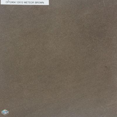 brown, tan porcelain Meteor Brown by tile and marble liquidators