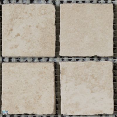 black, brown, gray, tan porcelain Faenza Chiaro by tile and marble liquidators