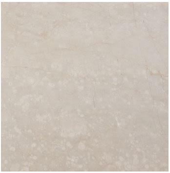 tan, white marble Botticino Classico