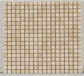 tan natural stone Stone Mosaic Botticino