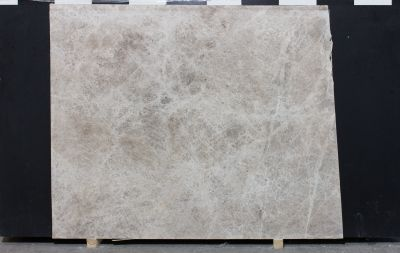 brown, gray, tan, white marble Tundra Grey