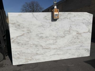 white marble Imperial Danby 3cm