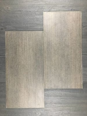 black, brown porcelain MODUS EBANO by five star ceramics group