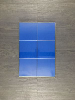 blue ceramic ELECTRIC BLUE LISO BRILLO by five star ceramics group