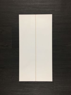 white ceramic EXTRA WHITE PLANK by five star ceramics group