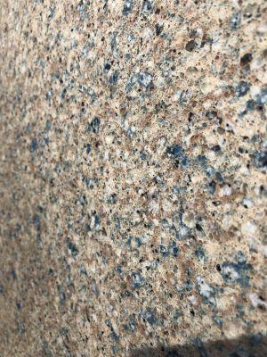 blue, orange, tan quartz Blue sahara Blue by silestone
