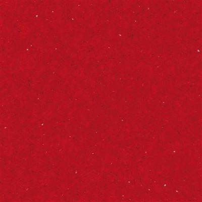 red quartz Luce Viva Middle Cut + Outside Polishing for Fonda