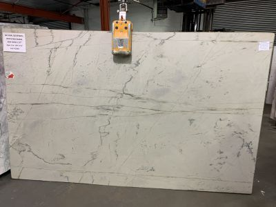 white quartzite White Macaubas 3cm