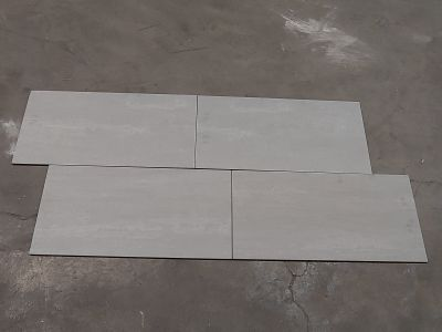 gray, tan, white, beige porcelain 12X24 CONTRACT SILVER