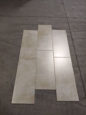 gray, tan, beige ceramic 10X24 PORTLAND JUTA