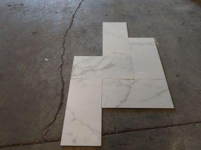 gray, tan, white, beige porcelain 12X24 NAXOS BLANCO MATTE
