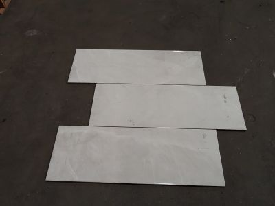 gray, tan, white, beige porcelain 10x28 Pulpis Gris