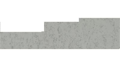 gray quartz BLANCA ARABESCATO by q premium natural quartz by msi