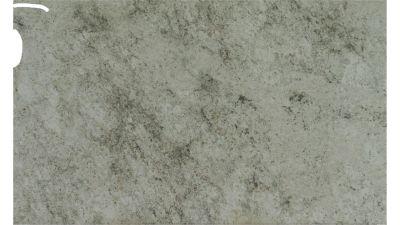 gray, green granite COTTON WHITE