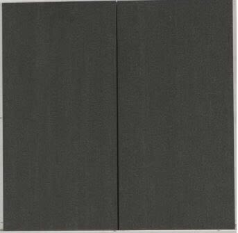 black porcelain Modern Limestone Brushed 12x24 Charcoal Black