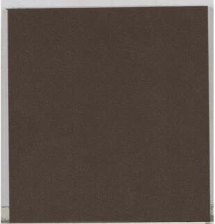 brown porcelain Modern Limestone Brushed 24x24 Chocolate