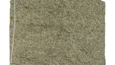 green, tan granite SANTA CECILIA