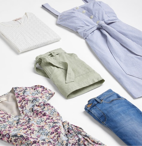 Selection of 5 women's clothes