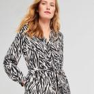 Stitch Fix Animal print dress