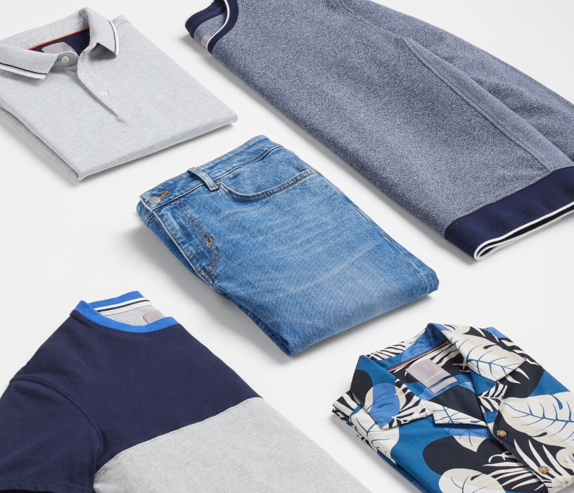 Selection of 5 men's summer clothes